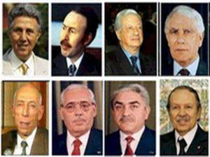 presidents-algeriens1